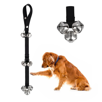 Dog Doorbells for Dog Training And Housebreaking Clicker Door Bell 7 Count