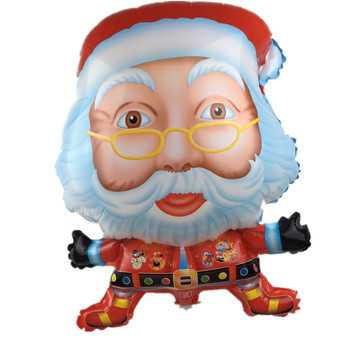 TSZWJ V-007 The new Santa Claus balloon modeling balloons decorated children's toys wholesale birthday party